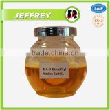 Factory supply 2,4-D amine salt SL 600g/L 720g/L 860g/L herbicide brands yangzhou jeffrey