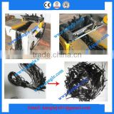 Loose Carbon Fiber Strand Chopping Machine / Carbon Woven Roving Chopping Machine / Carbon Fiber Cutter