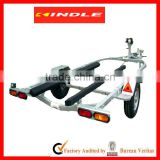light-duty boat trailer