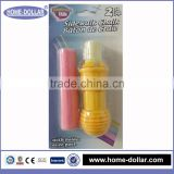 writing painting washable jumbo paint dustless kids colored sidewalk chalk with plastic holder