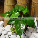 artificial plant decor anthurium leaf green plant home hotel indoor decorative