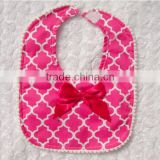 Wholesale baby bib pattern personalized bibs for baby
