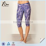 (OEM Factory) Dry Fit High Quality Women Yoga Pants Wholesale