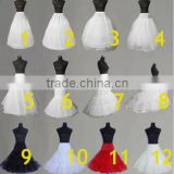 Walson Wholesale New Long Petticoat for Bridal Gown with High Quality Wedding