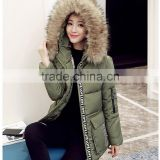 Women Quilted Jacket Puffer Coat