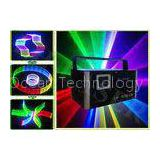 2D / 3D Change Disco Multicolor Laser Light DMX Red 638nm 300mW Green 532nm 200mW Blue 450nm 700mW