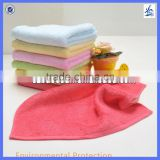 Super soft and comfortable 100% bamboo hand towel / China supplier organic bamboo baby towel