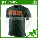 silk screen printing Wholesale OEM Manufacturing mens plain Printing baseball Sports T Shirt