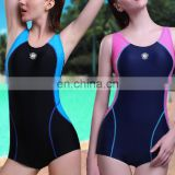 Competition Swimming Wear Fitness Women's One piece Swimming wears