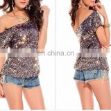bling bling sexy blouse t-shirts