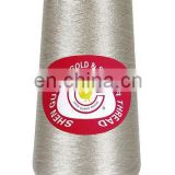 metallic thread