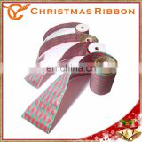 Charming Christmas Nastro Comes In Several Widths