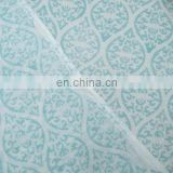 10 yards Hand Block fabric Cotton Voile fabric