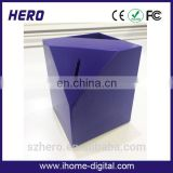pen container coin bank funny coin bank plastic saving box
