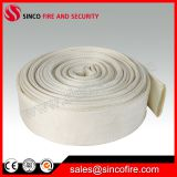 All diameter and working pressure pvc lined canvas fire hose fabric