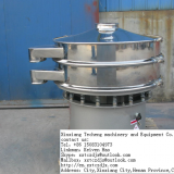 Stainless steel vibratory screen