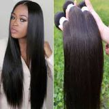Kinky Straight 12 -20 Inch Silky Straight Blonde Clip In Hair Extension 100g