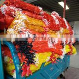 Different type of onion packing bag/mesh onion bag/potato bag mesh bag onion