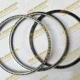 Thin section ball bearings KC Series for Food processing equipment- Type C slim ball bearings