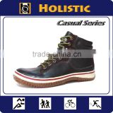 Duck Hunting Boots Style Leather Italy Men Casual Fashion Shoes
