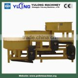 2-4t/h animal waste fertilizer ball shaper