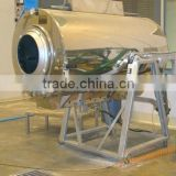 Professional drum tea roasting machine with CE certificate