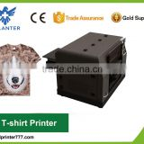 How to print 3d t-shirt DTG price digital textil printer machine