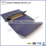 New arrival top grade leather tobacco pouch with magnet closing                                                                         Quality Choice