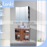 Professional supplier of corner bathroom sink cabinet with competitive price
