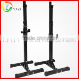 Gym Barbell Power Adjustable Sturdy Steel Squat Rack                                                                         Quality Choice