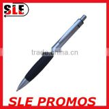 Hot Selling Metal Ball Pen With Soft Rubber