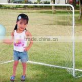 kids soccer goal post nets for outdoor ,fitness equipment for kids from taizhou SBA305 sporting goods company