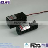 Customized FDA Certify 532nm 150mw High Power DPSS Green Laser Module with TEC Cooler and TTL Modulation, DPSS Laser Module