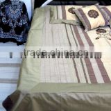 BROCADE SILK BEDSET BEDDINGSET