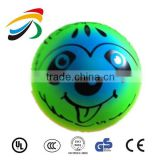 Custom logo beach ball with logo printing