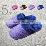 New 2014 fashion Stone pattern soft outsole indoor men's slippers autumn and winter plush slippers home slippers