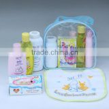 five items sets for baby shower