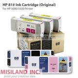 HP 81 Original Ink Cartridge For HP 5000 5500 Printer (Genuine Ink Cartridge)