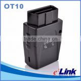 OBDII GPS Tracker, Diagnose/Real-time/Anti-theft/Geofence, Extension Cable to Strength Signal/OBD