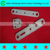 China manufacturers of mild steel,angle steel ,stay plate 385mm 4.5mm thickness Zimbabwe