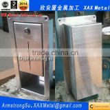 XAX33TD OEM metal fabrication home house kitchen hotel public area club Recessed Toilet Tissue Dispenser