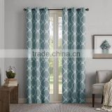 100% polyester wide fabric ready made sheer curtain                                                                                                         Supplier's Choice