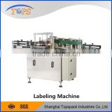 Topspack Automatic Round Bottle Labeling Machine