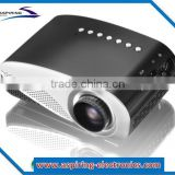 Easy Micro Projector for Private Cinema Concept computer usb mini projector