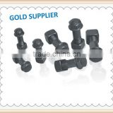 China manufacturer grade 10.9 high strength hex bolt and nut