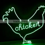 Custom make 24v neon sign for sale 1pc acceptable