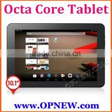10 inch oem octa core allwinner a83t tablet pc wifi bluetooth external 3g tablet factory wholesale