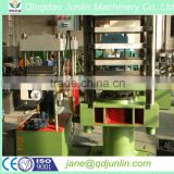 Rubber speed bump making machine/ hot press machine