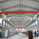 Overhead cranes in steel structure workshop/warehouse/sheds/garage