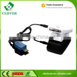 rechargeable battery 3 LED mini powerful cap light 80 lumens led headlamp with USB charge and clip